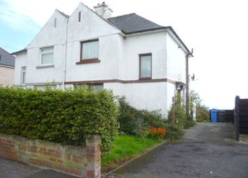 Thumbnail 3 bed semi-detached house for sale in Sea View, Berwick Upon Tweed