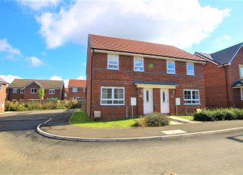 Thumbnail 3 bed semi-detached house for sale in Ripley Close, Spennymoor