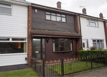 Thumbnail 2 bed town house for sale in Bradbury Close, Stoke-On-Trent