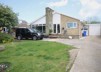 Thumbnail 3 bed detached bungalow for sale in Manor Gardens, Hunmanby, Filey