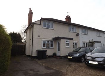 Thumbnail 3 bed semi-detached house to rent in Station Road, Langford
