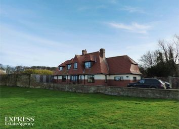Thumbnail 4 bed detached house for sale in Cresswell, Cresswell, Morpeth, Northumberland