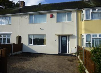 Thumbnail 3 bedroom terraced house for sale in Farnborough Road, Clifton, Nottingham