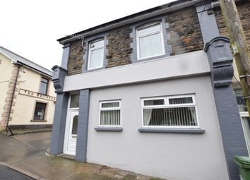 Thumbnail 2 bedroom flat for sale in Bailey Street, Deri, Bargoed