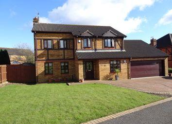 Thumbnail 4 bed detached house for sale in Eglwys Nunnuydd, Margam