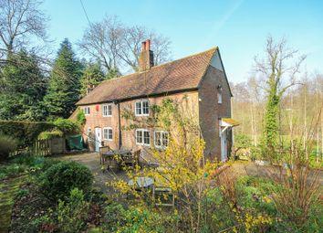 Thumbnail 3 bed semi-detached house for sale in Furnace Lane, Cowden, Edenbridge