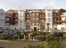 Thumbnail 2 bedroom flat to rent in Grand Regency Height, Ascot