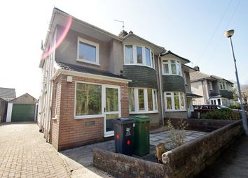 Thumbnail 3 bedroom semi-detached house to rent in Coryton Drive, Cardiff