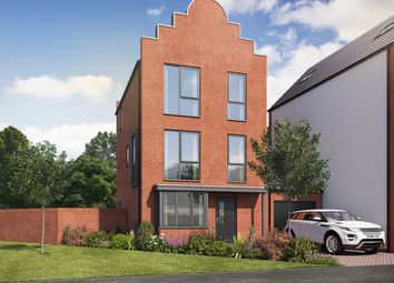 Thumbnail 4 bedroom link-detached house for sale in Kingsway Boulevard, Derby