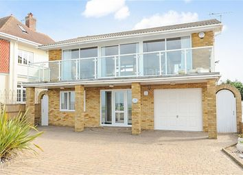 Thumbnail 3 bed detached house for sale in Marine Parade, Tankerton, Whitstable