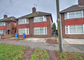 Thumbnail 4 bedroom semi-detached house for sale in Osmaston Road, Allenton, Derby