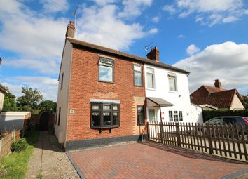 Thumbnail 3 bed semi-detached house for sale in Station Road North, Belton, Great Yarmouth