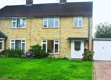 Thumbnail 3 bed semi-detached house for sale in Sandford Road, Tadley