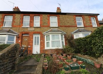 Thumbnail 2 bed terraced house to rent in Dover Road, Sandwich, Kent