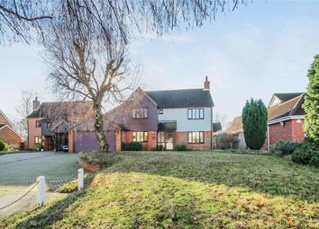 Thumbnail 4 bed detached house for sale in Mayfield Lane, Martlesham Heath, Ipswich