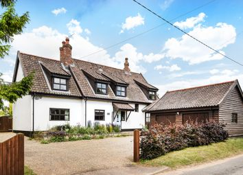Thumbnail 5 bed detached house for sale in Fen Street, Rockland All Saints, Attleborough