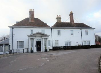 Thumbnail 1 bed flat for sale in The Mount, Faversham