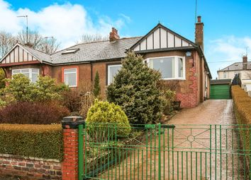Thumbnail 2 bed bungalow for sale in Welldale, Dumfries