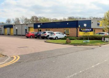 Thumbnail Light industrial to let in Flexspace Lincoln, Roman Way, South Hykeham, Lincoln