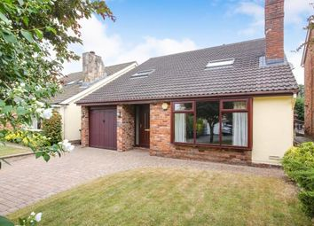 Thumbnail 4 bed detached house for sale in Vine Close, Macclesfield, Cheshire