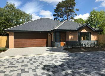 Thumbnail 3 bed detached bungalow for sale in Poppy Close, Ashley Heath, Ashley Heath, Ringwood