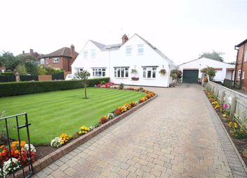Thumbnail 4 bed semi-detached bungalow for sale in Merrybent, Darlington, Co. Durham