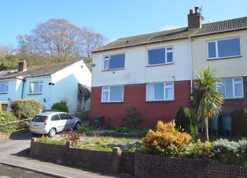 Thumbnail 2 bed flat for sale in Southdown Avenue, Brixham