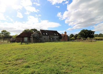 Thumbnail 4 bed barn conversion to rent in Clayhill Road, Leigh, Reigate