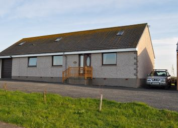 Thumbnail 5 bed detached house for sale in Wedisor, Hempriggs, Wick