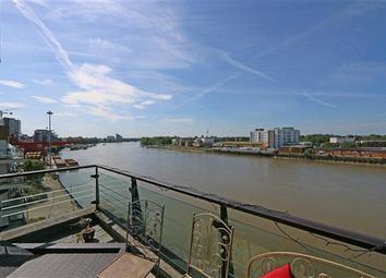 Thumbnail 3 bed flat to rent in Bluewater House, Riverside West, Smugglers Way, London