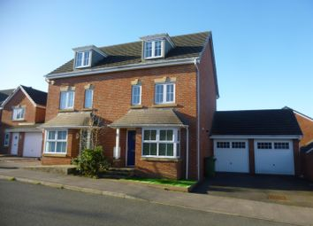 Thumbnail 4 bed semi-detached house to rent in Sunningdale Way, Gainsborough