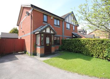 Thumbnail 3 bed semi-detached house for sale in Sandyhills, Great Lever, Bolton