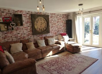 Thumbnail 3 bedroom detached house for sale in Carpenters Close, Lingwood, Norwich