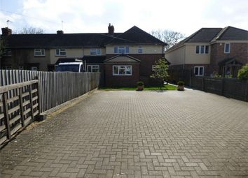 Thumbnail 3 bedroom end terrace house for sale in Houghton Road, St. Ives, Huntingdon