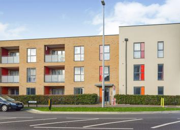 Thumbnail 2 bedroom flat for sale in Fen Street, Brooklands, Milton Keynes