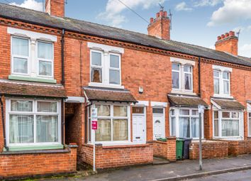 Thumbnail 2 bed terraced house for sale in Curzon Street, Loughborough