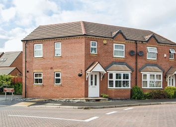 Thumbnail 3 bed semi-detached house for sale in Northumberland Way, Walsall