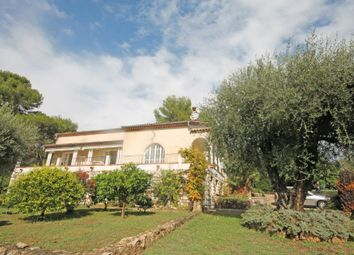Thumbnail 8 bed property for sale in Roquefort Les Pins, Alpes Maritimes, France