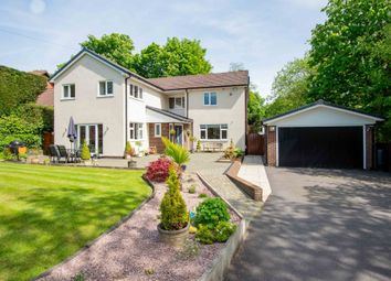 Thumbnail 4 bed detached house for sale in Princess Road, Lostock