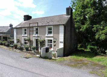 Thumbnail 4 bed cottage for sale in Abermeurig, Lampeter