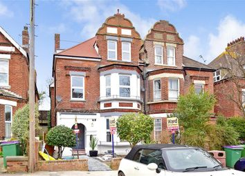 Thumbnail 3 bed flat for sale in Kingsnorth Gardens, Folkestone, Kent