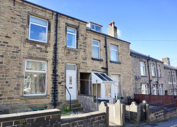 Thumbnail 2 bed end terrace house for sale in Hawthorne Terrace, Crosland Moor, Huddersfield