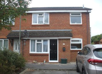 Thumbnail 1 bed end terrace house to rent in Vickery Close, Aylesbury