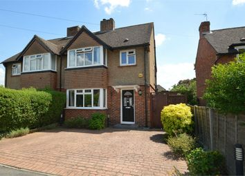 3 bed semi-detached house for sale in Celandine Road, Hersham, Surrey KT12