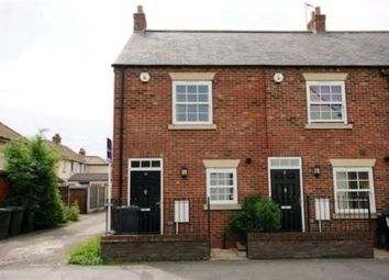 Thumbnail 2 bed town house to rent in Barfoss Place, Selby