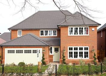 Thumbnail 4 bed detached house for sale in Dunham Drive, Whittle-Le-Woods, Chorley