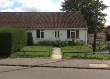 Thumbnail 2 bed semi-detached bungalow for sale in Bearley Road, Aston Cantlow, Henley-In-Arden