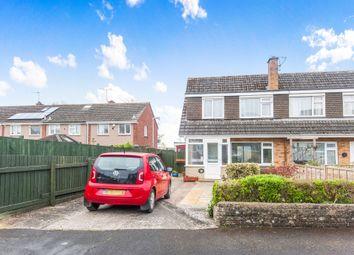 Thumbnail 3 bedroom semi-detached house for sale in Elmwood Crescent, Dawlish