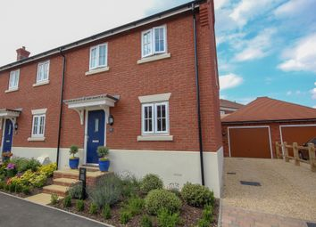 3 bed end terrace house for sale in Hutchings Way, Brimsmore, Yeovil, Somerset BA21