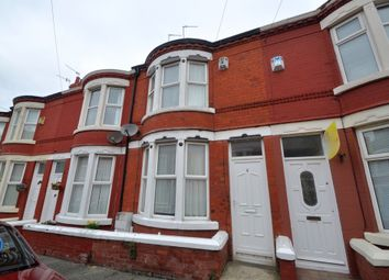 Thumbnail 2 bedroom terraced house to rent in Rufford Road, Wallasey